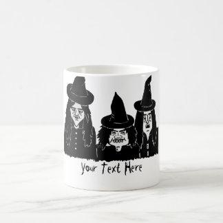 diseño asustadizo fantasmagórico de Halloween de Taza Mágica