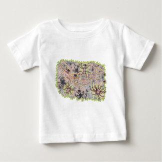 Diseño audaz de Vamoodle Halloween Camisas