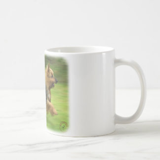 Diseño australiano de Terrier sedoso Taza De Café