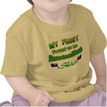 Diseño australiano del bebé camiseta