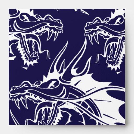 Diseño azul de la fantasía de la criatura mítica d