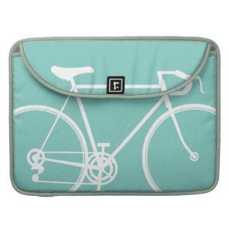 """Diseño azul Macbook favorable 15"""" de la bici caja  Fundas Macbook Pro"""