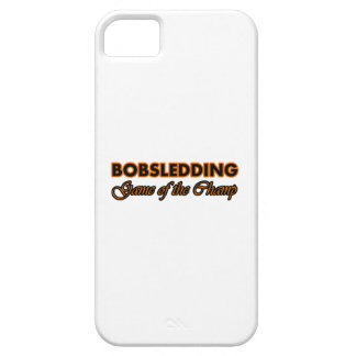 diseño bobsledding iPhone 5 Case-Mate protector