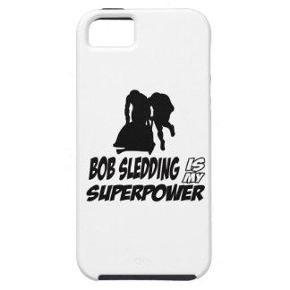 diseño bobsledding iPhone 5 cobertura