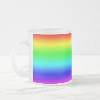 Diseño brillante del arco iris