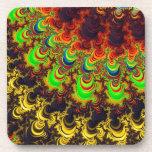 Diseño brillante del fractal