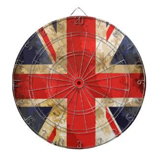 Diseño británico de la bandera
