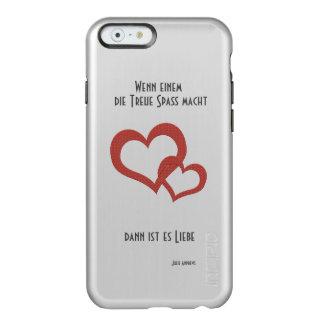 Diseño by BarbaraM Funda Para iPhone 6 Plus Incipio Feather Shine