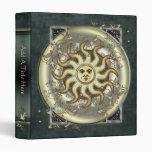 """Diseño celestial 1"""" de Sun carpeta de Avery"""