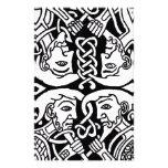 Diseño céltico 12 papelería