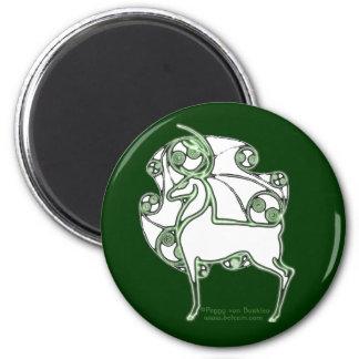 Diseño céltico 3 de los ciervos de Herne de los i