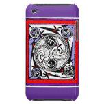 Diseño céltico Case-Mate iPod touch cárcasas