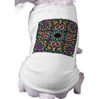 Diseño céltico de encargo del extracto del nudo ropa macota