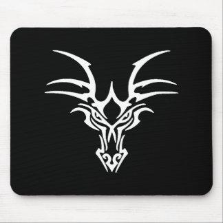 Diseño céltico del dragón alfombrilla de ratones