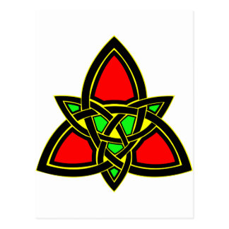 Diseño céltico del nudo de Kelts Tarjetas Postales