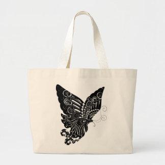 Diseño chino de la mariposa del Papel-Cut - bolso Bolsas De Mano