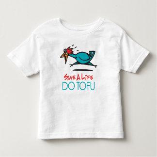 Diseño chistoso del queso de soja t-shirts
