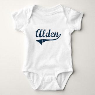 Diseño clásico de Alden Nueva York Camisetas