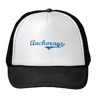 Diseño clásico de Anchorage Kentucky Gorras De Camionero