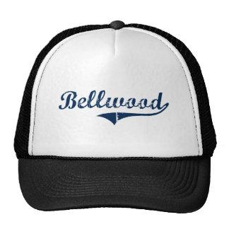 Diseño clásico de Bellwood Pennsylvania Gorras De Camionero