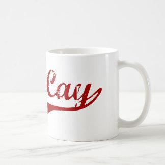 Diseño clásico de Carolina del Sur de la isleta de Taza De Café