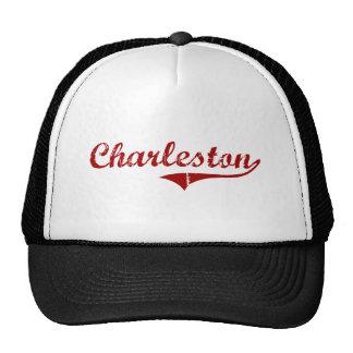 Diseño clásico de Charleston Carolina del Sur Gorros Bordados