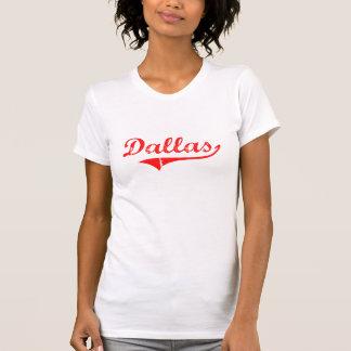 Diseño clásico de Dallas Georgia Camiseta