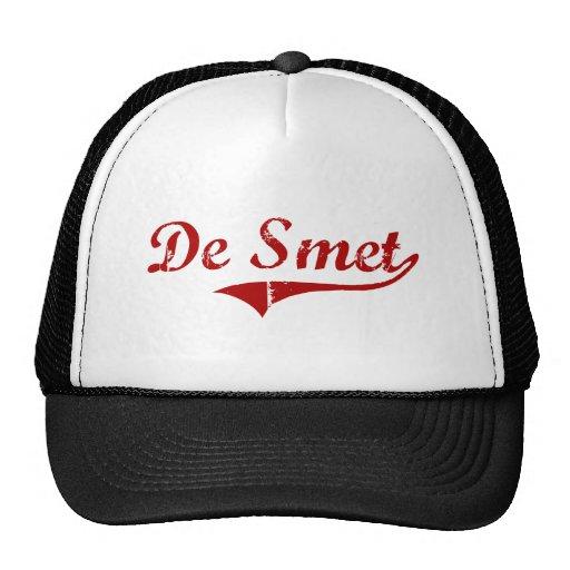 Diseño clásico de De Smet Dakota del Sur Gorro De Camionero