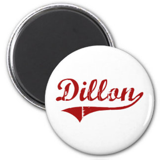 Diseño clásico de Dillon Carolina del Sur Imán