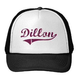 Diseño clásico de Dillon Montana Gorras De Camionero