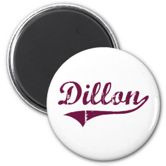 Diseño clásico de Dillon Montana Iman De Nevera