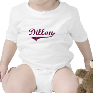 Diseño clásico de Dillon Montana Camisetas