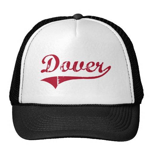 Diseño clásico de Dover New Jersey Gorra