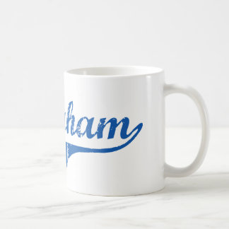 Diseño clásico de Effingham New Hampshire Tazas De Café