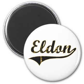 Diseño clásico de Eldon Missouri Iman De Nevera
