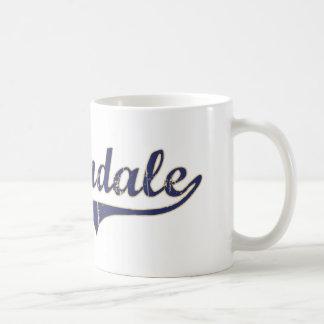 Diseño clásico de Goldendale Washington Taza De Café