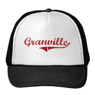 Diseño clásico de Granville Massachusetts Gorros Bordados