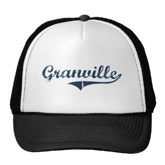 Diseño clásico de Granville Nueva York Gorros