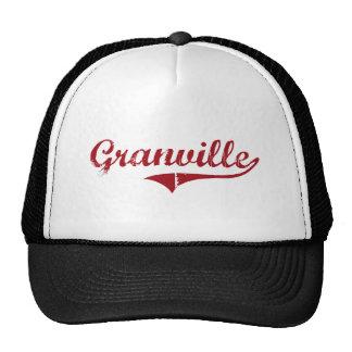 Diseño clásico de Granville Ohio Gorras De Camionero