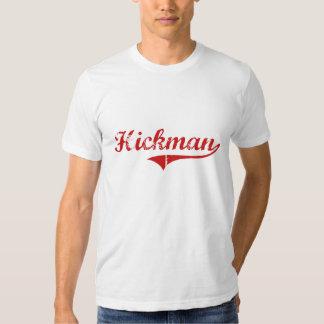 Diseño clásico de Hickman Nebraska Remera