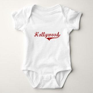 Diseño clásico de Hollywood Carolina del Sur Tshirts