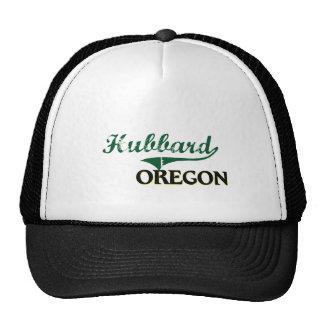 Diseño clásico de Hubbard Oregon Gorra