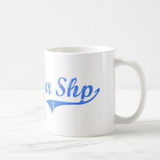 Diseño clásico de la SHP California de Sur del Taza Clásica