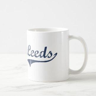 Diseño clásico de Leeds Utah Taza