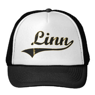 Diseño clásico de Linn Missouri Gorro De Camionero