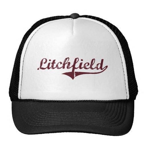 Diseño clásico de Litchfield Minnesota Gorras