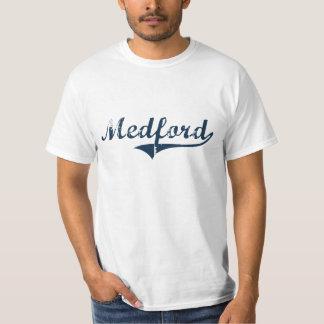 Diseño clásico de Medford Nueva York Playeras