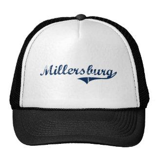 Diseño clásico de Millersburg Pennsylvania Gorros Bordados