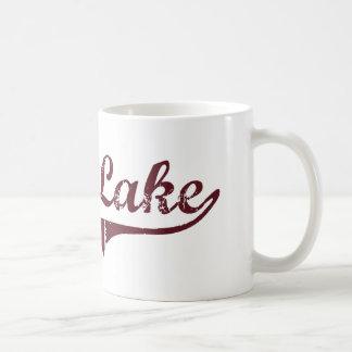 Diseño clásico de Minnesota del lago anterior Taza