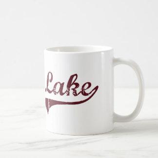 Diseño clásico de Minnesota del lago forest Taza De Café
